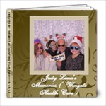 JUDY S ALBUM - 8x8 Photo Book (20 pages)