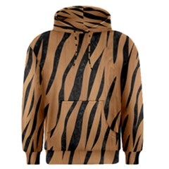 Skin3 Black Marble & Light Maple Wood (r) Men s Pullover Hoodie