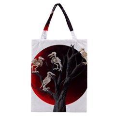 Dead Tree  Classic Tote Bag by Valentinaart