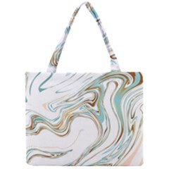Abstract Marble 1 Mini Tote Bag by tarastyle