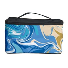 Abstract Marble 2 Cosmetic Storage Case by tarastyle