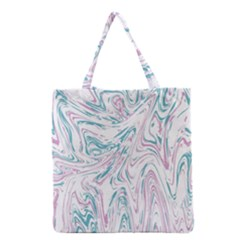 Abstract Marble 4 Grocery Tote Bag by tarastyle