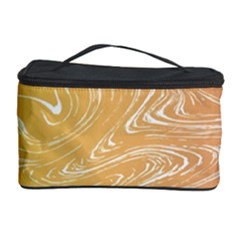 Abstract Marble 6 Cosmetic Storage Case by tarastyle