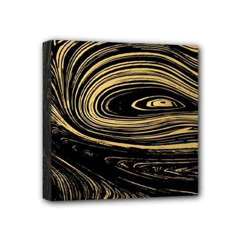 Abstract Marble 15 Mini Canvas 4  X 4  by tarastyle