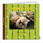 CAT_buy2 - 8x8 Photo Book (20 pages)