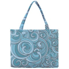 Abstract Nature 8 Mini Tote Bag by tarastyle