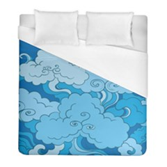 Abstract Nature 9 Duvet Cover (full/ Double Size) by tarastyle
