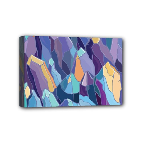 Abstract Nature 15 Mini Canvas 6  X 4  by tarastyle