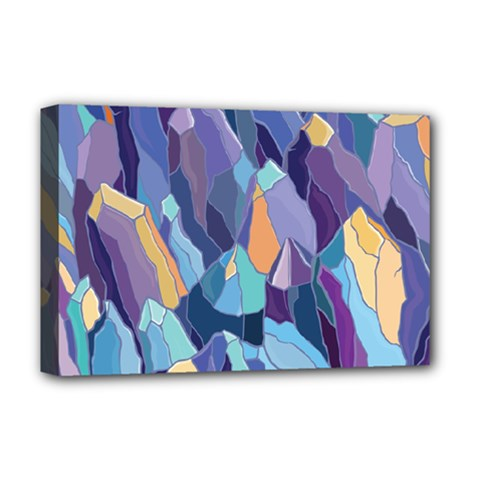 Abstract Nature 15 Deluxe Canvas 18  X 12   by tarastyle