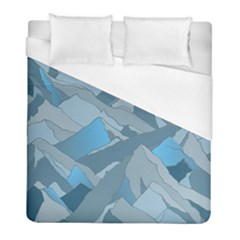 Abstract Nature 16 Duvet Cover (full/ Double Size) by tarastyle