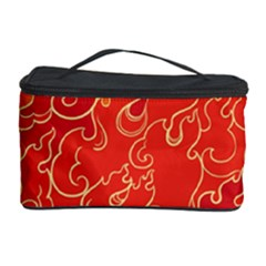 Abstract Nature 18 Cosmetic Storage Case by tarastyle