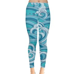 Abstract Nature 20 Leggings  by tarastyle