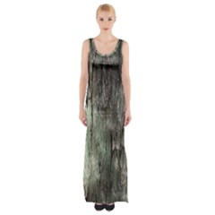 Grannys Hut   Structure 3b Maxi Thigh Split Dress