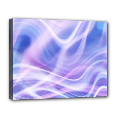 Abstract Graphic Design Background Canvas 14  X 11  by Onesevenart