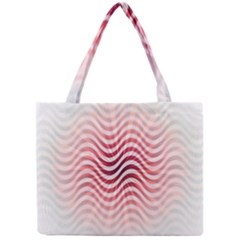 Art Abstract Art Abstract Mini Tote Bag by Onesevenart