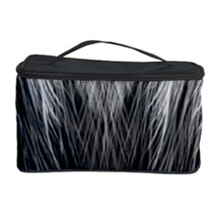 Feather Graphic Design Background Cosmetic Storage Case by Onesevenart