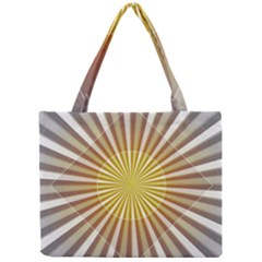 Abstract Art Art Modern Abstract Mini Tote Bag by Onesevenart