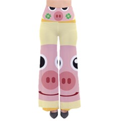 Luck Lucky Pig Pig Lucky Charm Pants by Onesevenart