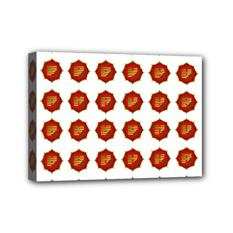 I Ching Set Collection Divination Mini Canvas 7  X 5  by Onesevenart