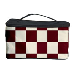 Pattern Background Texture Cosmetic Storage Case by Onesevenart