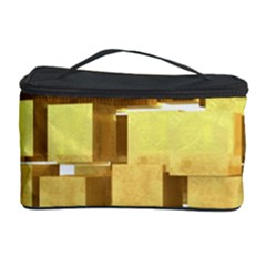Gold Bars Feingold Bank Cosmetic Storage Case by Onesevenart