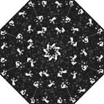 Christmas pattern Folding Umbrellas