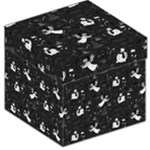Christmas pattern Storage Stool 12