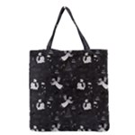 Christmas pattern Grocery Tote Bag