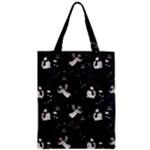 Christmas pattern Zipper Classic Tote Bag