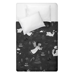 Christmas pattern Duvet Cover Double Side (Single Size)