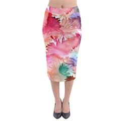 No Midi Pencil Skirt by AdisaArtDesign