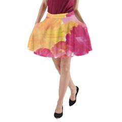 No 136 A Line Pocket Skirt by AdisaArtDesign