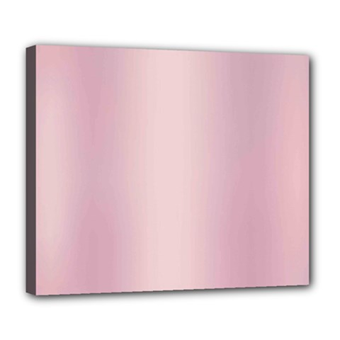 Beautiful,rose Gold,pattern Deluxe Canvas 24  X 20   by 8fugoso