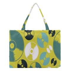 Streaming Forces Music Disc Medium Tote Bag by Alisyart