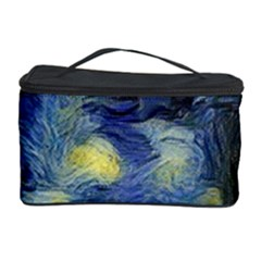 Van Gogh Inspired Cosmetic Storage Case by 8fugoso