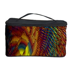 Fire New Year S Eve Spark Sparkler Cosmetic Storage Case by Onesevenart