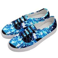 Star Abstract Background Pattern Women s Classic Low Top Sneakers by Onesevenart