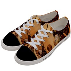 Alfons Mucha   Fruit Women s Low Top Canvas Sneakers by 8fugoso
