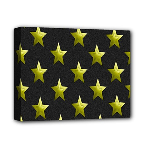 Stars Backgrounds Patterns Shapes Deluxe Canvas 14  X 11  by Onesevenart
