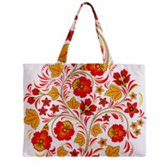 Wreaths Flower Floral Sexy Red Sunflower Star Rose Zipper Mini Tote Bag by Mariart