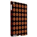 CIRCLES1 BLACK MARBLE & RUSTED METAL (R) Apple iPad 3/4 Hardshell Case (Compatible with Smart Cover) View2