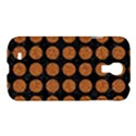 CIRCLES1 BLACK MARBLE & RUSTED METAL (R) Samsung Galaxy S4 I9500/I9505 Hardshell Case View1