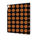 CIRCLES1 BLACK MARBLE & RUSTED METAL (R) Apple iPad Pro 10.5   Hardshell Case View3