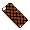CIRCLES2 BLACK MARBLE & RUSTED METAL (R) Apple iPod Touch 5 Hardshell Case with Stand View5