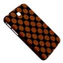 CIRCLES2 BLACK MARBLE & RUSTED METAL (R) Samsung Galaxy Tab 3 (7 ) P3200 Hardshell Case  View5