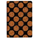CIRCLES2 BLACK MARBLE & RUSTED METAL (R) iPad Mini 2 Flip Cases View1