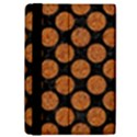 CIRCLES2 BLACK MARBLE & RUSTED METAL (R) iPad Mini 2 Flip Cases View4