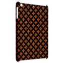 CIRCLES3 BLACK MARBLE & RUSTED METAL Apple iPad Mini Hardshell Case View2