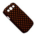 CIRCLES3 BLACK MARBLE & RUSTED METAL Samsung Galaxy S III Classic Hardshell Case (PC+Silicone) View5