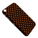 CIRCLES3 BLACK MARBLE & RUSTED METAL Samsung Galaxy Tab 3 (8 ) T3100 Hardshell Case  View5